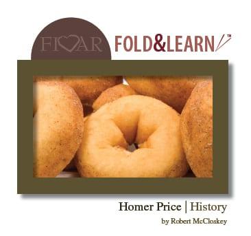 Homer Price - History
