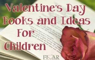 valentines day FIAR activities childrens books