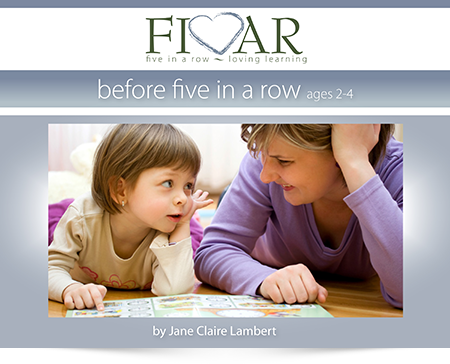 Before Five in a Row Book Cover