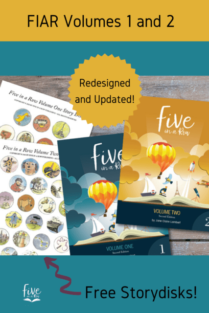 Completely redesigned and updated throughout, Five in a Row Volume One, 2nd Edition, and Five in a Row Volume Two, 2nd Edition, are easy-to-follow, highly effective instructional guides for teaching Social Studies, Language, Art, Applied Math and Science using outstanding children's literature as the basis for each weekly unit study. Lessons are designed for children ages 5 through 9, and include a discussion guide and questions, teacher answers, hands-on activities, and suggestions for further study.