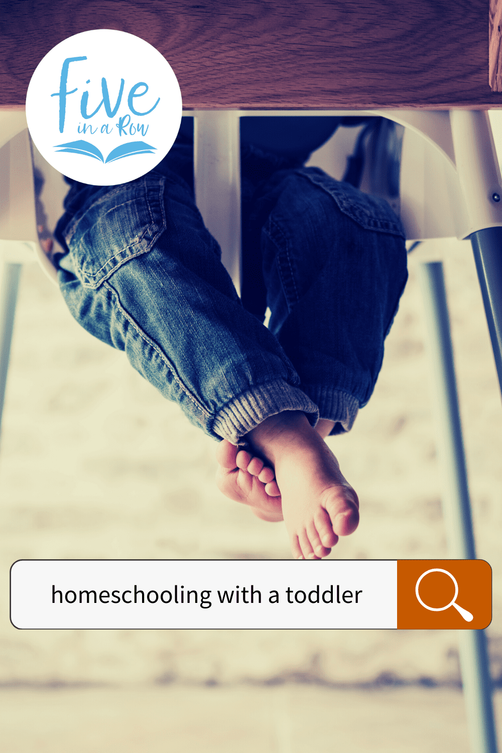 The idea of homeschooling with a toddler is daunting. Being a parent, a spouse, managing a home, and educating one or more children (at times while working a part or full-time job) is overwhelming even to think about. Add a toddler into the mix, and it seems impossible. It's not, you can do it and also make it enjoyable most of the time! Like anything else in life with many moving parts, you have to find a rhythm that works for you and everyone involved. Below are our top 10 tips for homeschooling with a toddler. Be sure to grab your FREE literature-based unit study for ages 2-4 from Before Five in a Row at the end of this post.