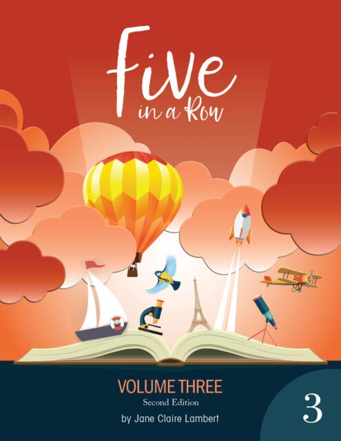 Five in a Row Volume 3