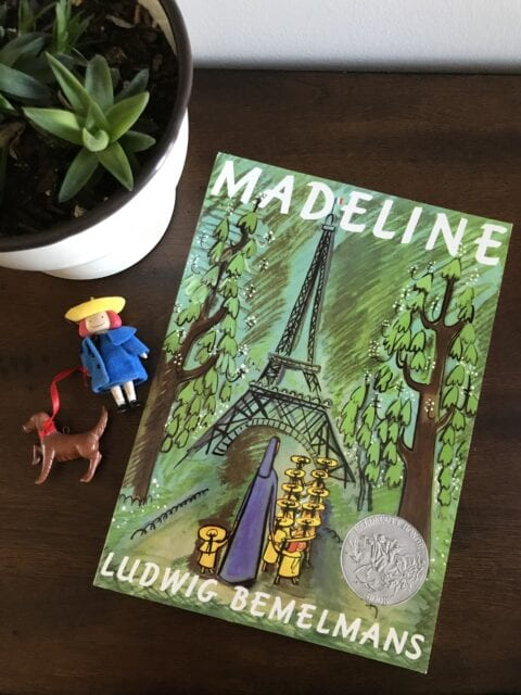 Madeline is one of the wonderful books used in Five in a Row.  Read the blog Less is More in your homeschooling