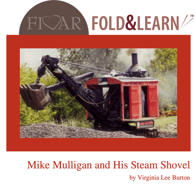 Fold & Learn with Five in a Row