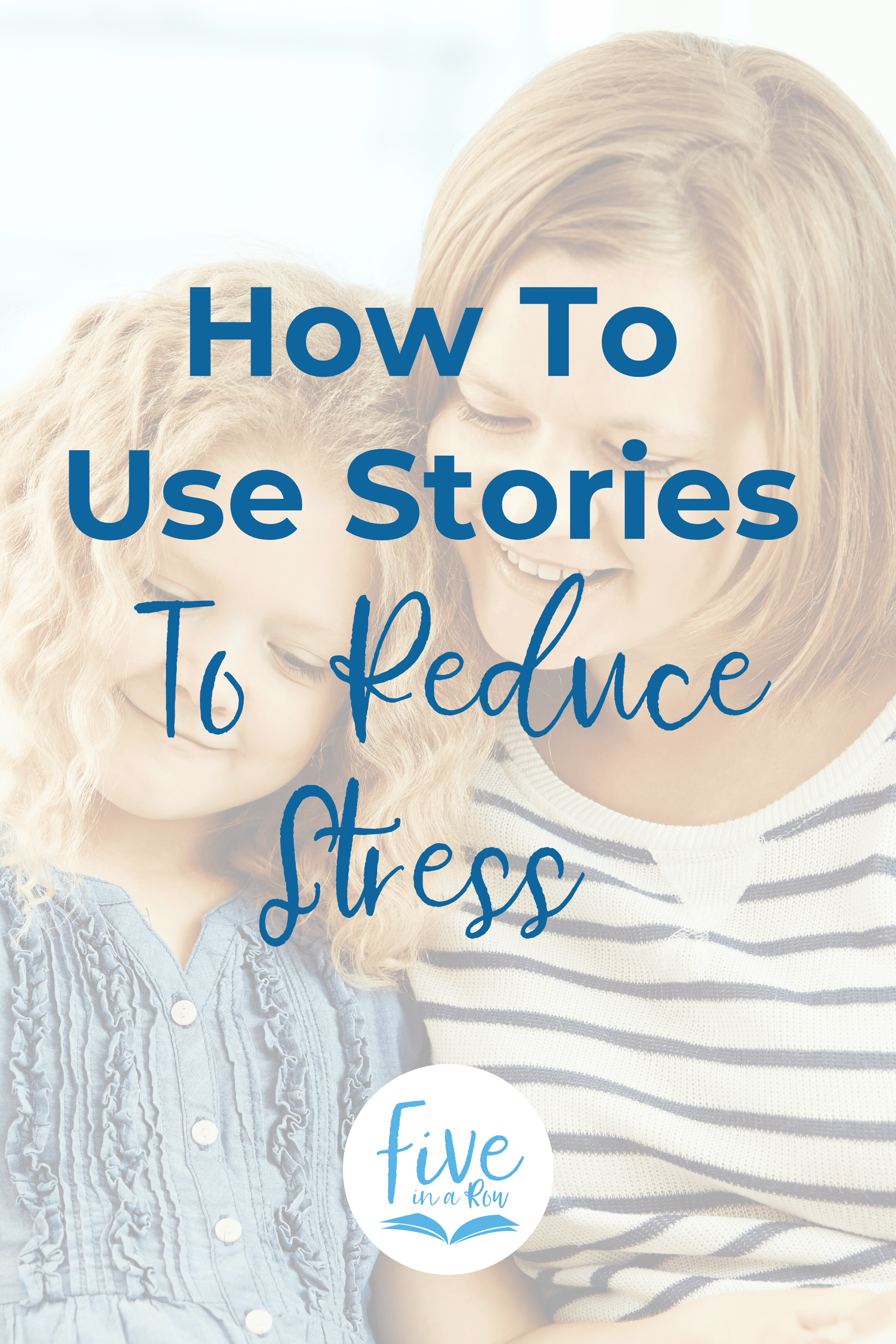 We all have felt the effects of the recent pandemic and the quarantine our families have been under. Today I want to talk about how we can use stories to reduce stress both for ourselves and especially for our children, during this uncertain time!
