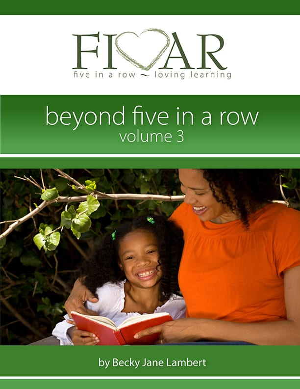 Beyond FIAR - Volume 3